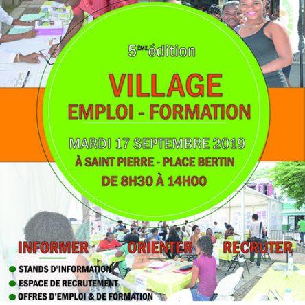 VILLAGE EMPLOI FORMATION 2019