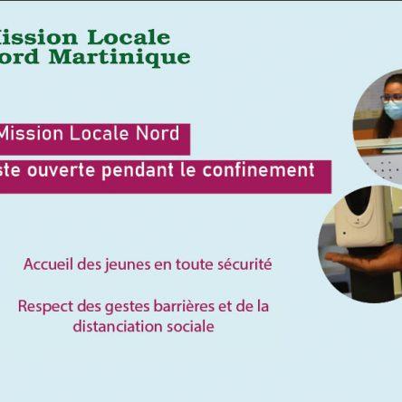 La Mission Locale reste ouverte pendant le confinement