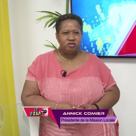 Le Squat TV reçoit : Mme Annick COMIER – Présidente de la Milnord…
