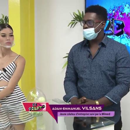 Le Squat TV reçoit : Adam Emmanuel VILSANS…