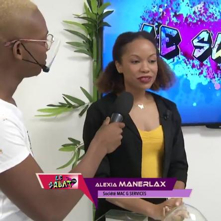 Le Squat TV reçoit : Alexia MANERLAX